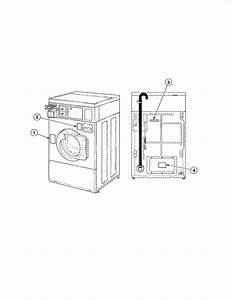 Speed Queen Commercial Washer Parts