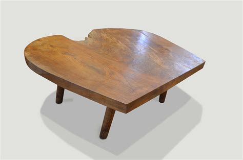 Sustainable coffee table | dcg stores. Organic Mid Century Style Coffee Table 67B - Andrianna Shamaris