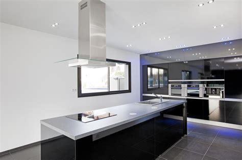 cuisine annecy maison ultra contemporaine entre aix les bains et chambéry