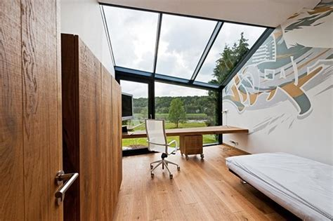 bedroom sunroof  insanely clever remodeling ideas
