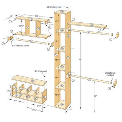 diy closet shelf plans pdf diy coffee table with