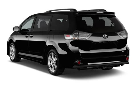 2016 Toyota Sienna Reviews And Rating