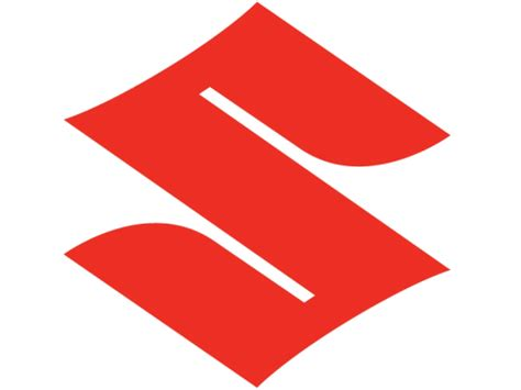 suzuki logo on an elementary sidewalk mysterious symbols from