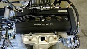 Diagram Honda B20b