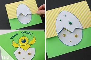 Osterkarten Basteln Mit Kindern : osterkarten kostenlos ausdrucken kinderbilder download ~ Eleganceandgraceweddings.com Haus und Dekorationen