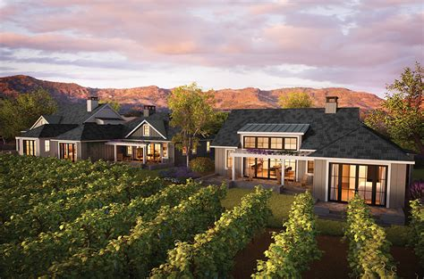 These Luxurious Wine Country Resorts Offer Yearround