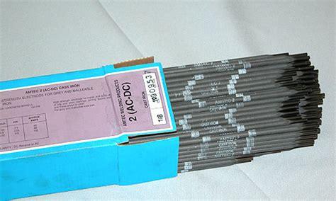 amtec  cast iron acdc reverse electrode amtec welding products