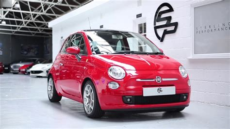 Fiat 500 Dealer by Sterling Performance Fiat 500 Dealer Edition