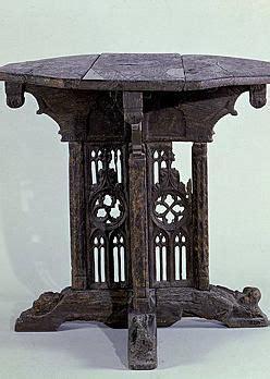 Möbel Mittelalter Stil by Folding Table Ca 1480 1500