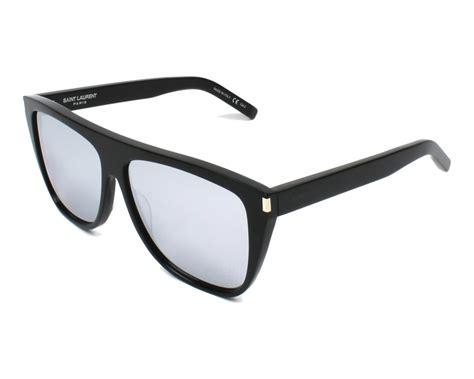 Yves Saint Laurent Sunglasses Sl-1 008 Black