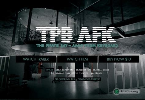 Tpb Afk The Pirate Bay Away From Keyboard Online Schauen