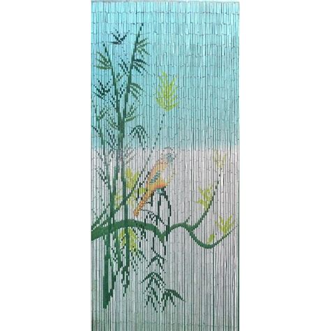 bamboo beaded door curtain room divider 1 pc bamboo beaded handmade curtain window door room
