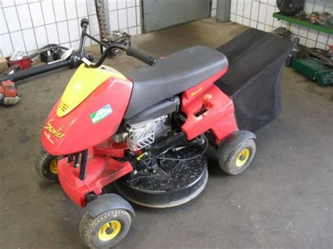 wolf scooter sv4 wolf scooter sv4 tracteur tondeuse technikboerse