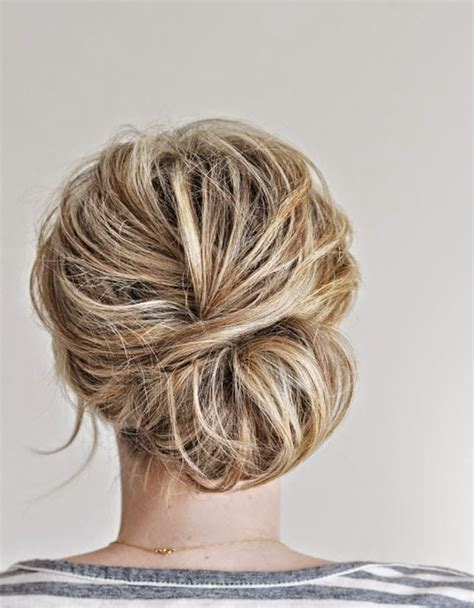 Work Hairstyles Updos by Five Hairstyles To Save You Time In The Morning My