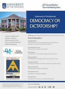 MobileAssist – Governance in The Bahamas: DEMOCRACY OR ...