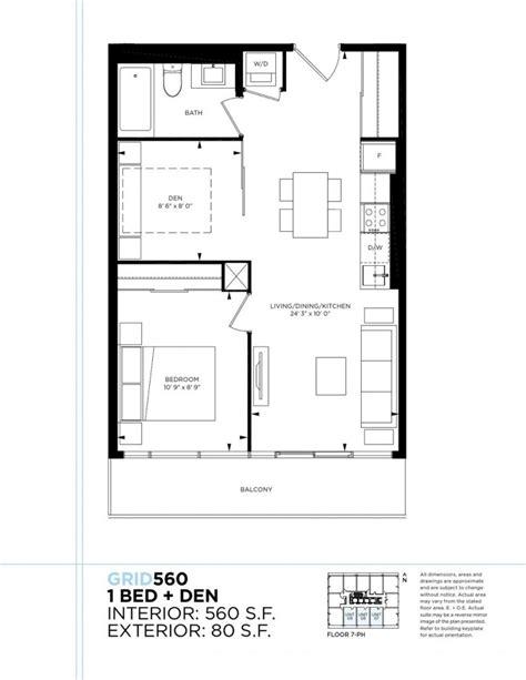 grid condos floorplans prices talkcondo