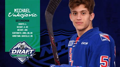 Michael Vukojevic drafted to the New Jersey Devils ...