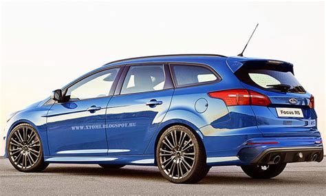 Ford Focus RS Turnier: Illustration | autozeitung.de