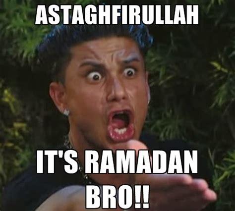 Ramadhan Meme - 13 signs that ramzan has arrived sunday