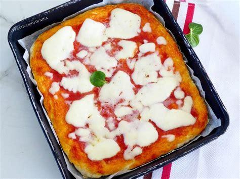 Pizza Fatta In Casa Veloce ricetta pizza veloce fatta in casa dolcidee