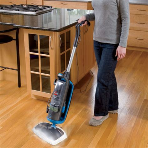 lift  steam mop hard surface cleaner bissell