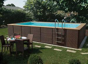 Nadzemní bazény celoroční