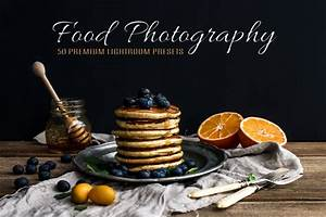 50 Premium Food Photography Lightroom Presets by beart-presets on Envato Elements