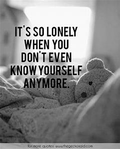 25+ Best Ideas about Sad Quotes Lonely on Pinterest ...