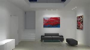 Lampade led L TECH per l'illuminazione dal design semplice e minimal