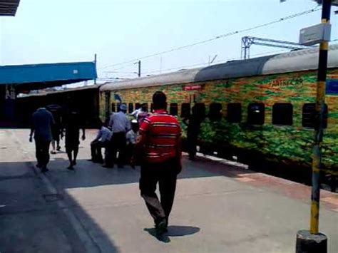 duronto express food  loaded  pantry