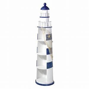 Regal 120 Cm Hoch : deko leuchtturm regal 140 cm hoch dekoration bei dekowoerner ~ Orissabook.com Haus und Dekorationen