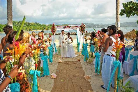 wedding Picture of Windjammer Landing Villa Beach Resort, Castries TripAdvisor