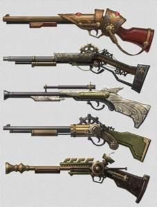Steampunk, Gewehre and Steampunk Waffe on Pinterest