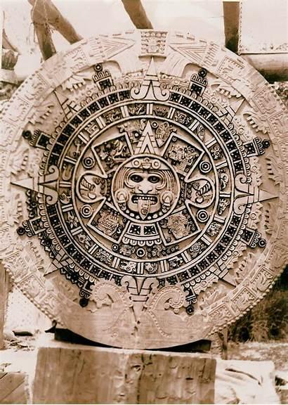 Aztec Calendar Wallpapers Deviantart Desktop Background Cave