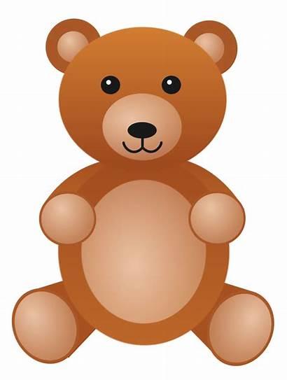 Bear Clipart Teddy Clip Toy Stuffed Cliparting