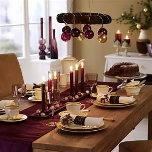 Table De Noel Blanche : accessoires et d co ~ Carolinahurricanesstore.com Idées de Décoration