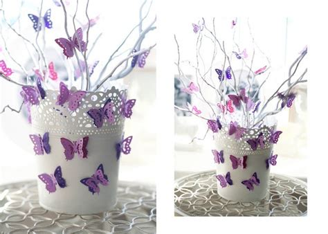 potted paper flower ideas 20 summer decorating ideas for home and garden to make