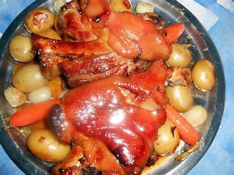 comment cuisiner un jarret de porc comment cuisiner jarret de porc demi sel