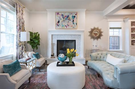 project miller ave formal living room ml interiors group dallas texas michelle lynne