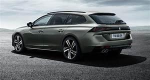 Peugeot Break 508 : peugeot 508 sw prix date de sortie et fiche technique ~ Gottalentnigeria.com Avis de Voitures