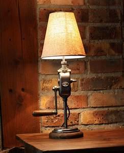 Lampe De Bureau Ancienne : lampe de bureau ancienne newton 1 l 39 usinarium ~ Teatrodelosmanantiales.com Idées de Décoration