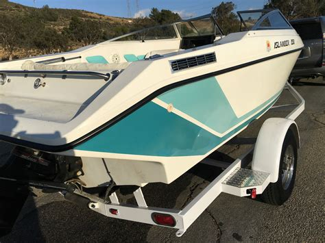 Baja Boats Islander For Sale by Baja Islander 190 1989 For Sale For 1 000 Boats From