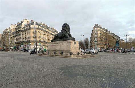 Place Images Place Denfert Rochereau