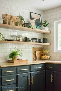 18, Best, Open, Kitchen, Shelf, Ideas, And, Designs, For, 2020