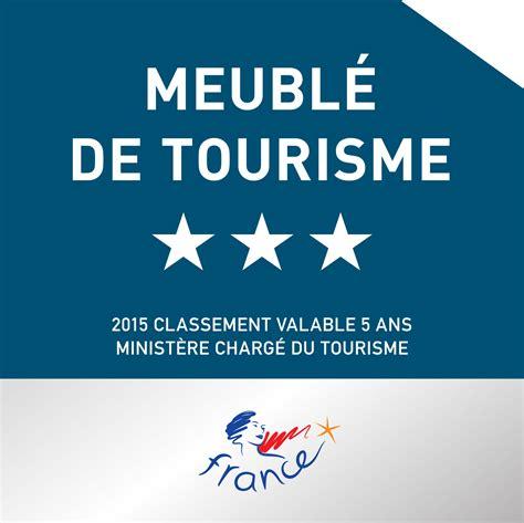 Classement Meublé De Tourisme by Classement