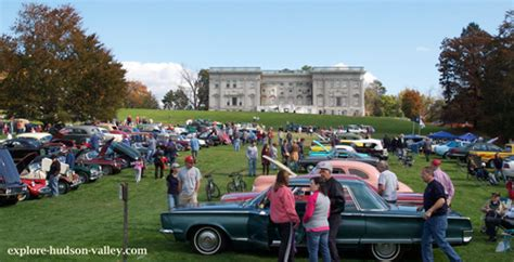 Classic Car Shows In The Hudson River Valley