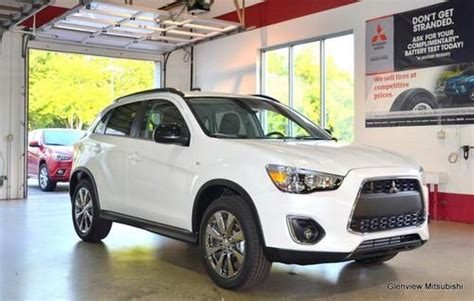 Mitsubishi Glenview by Purchase New 2013 Mitsubishi Outlander Sport Le In