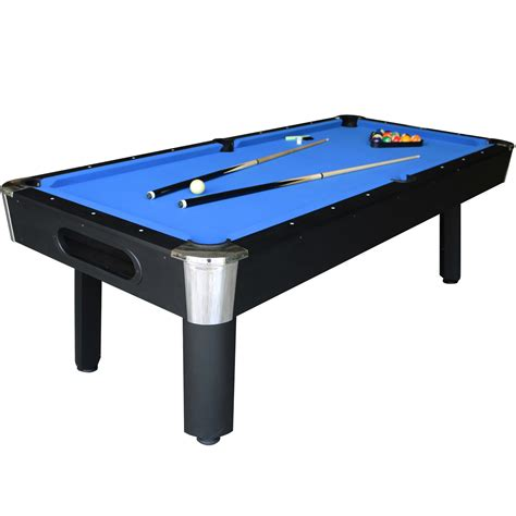 sportcraft 14 in 1 game table 715280018316 upc 8 ft blue billiard table w bonus table