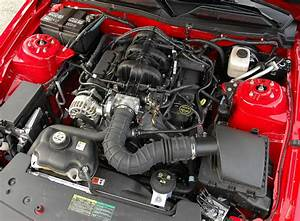 2006 Mustang Engine Cleaning Help