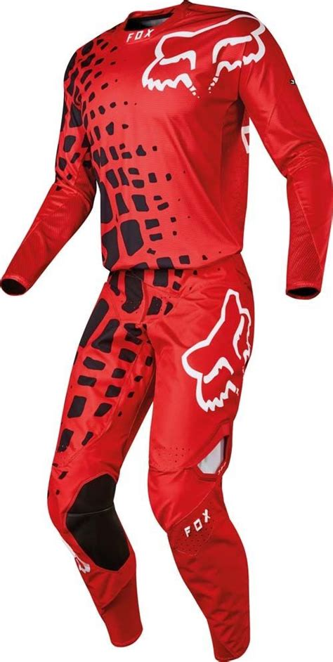 fox motocross gear 2017 fox grav 360 motocross gear red 1stmx co uk